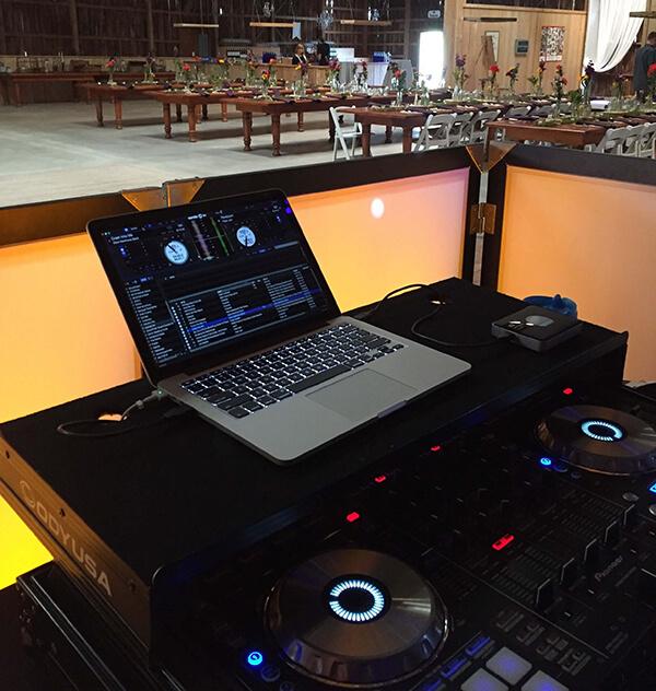 DJ-Laptop